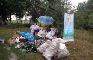 Результати благодійної акції «За життя без сміття!»-2